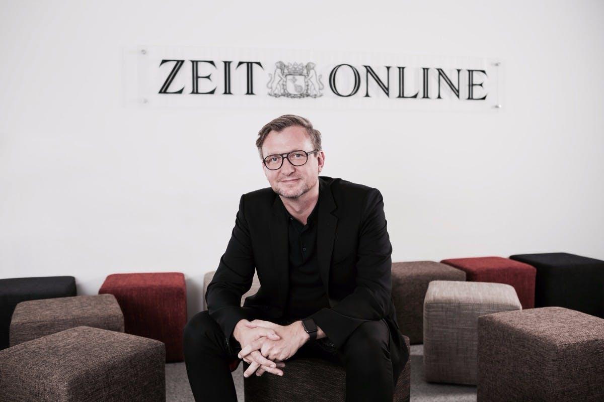U201eJeder Sagt, Dass Die Homepage Stirbt. Unsere Seite Wächstu201c U2013 Zeit
