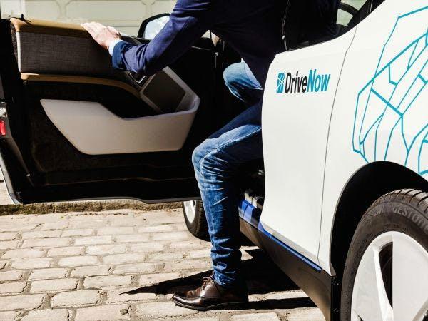 Vor Fusion mit Car2Go: Drivenow wird hundertprozentige BMW-Tochter