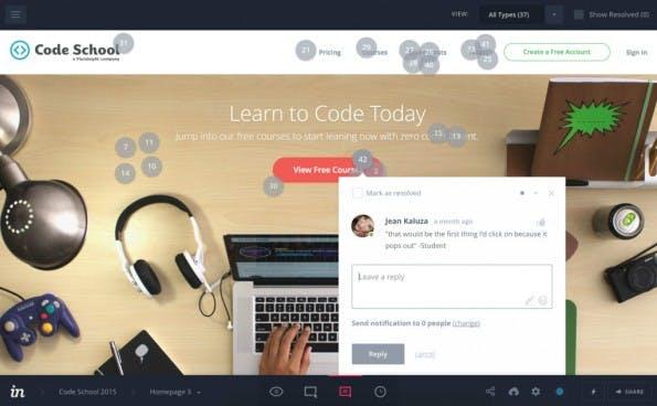 Code School bietet für kurze Zeit Coding-Kurse kostenlos an. (Bild: Code School)