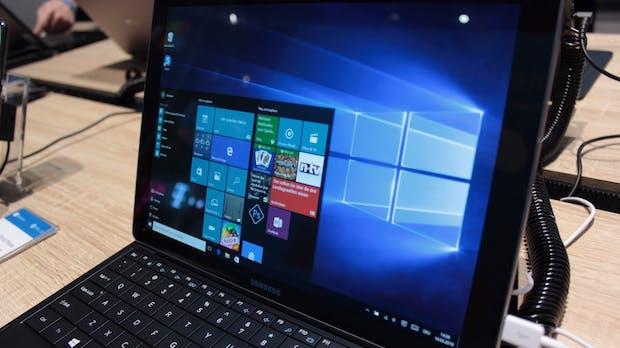 Nach Anniversary-Update: Neue Windows-10-Features erst 2017