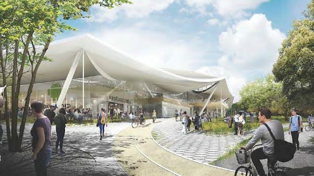 Google Campus: So schick soll das neue Headquarter aussehen [Bildergalerie]