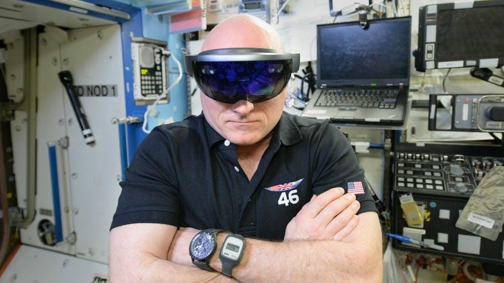 Videochat mit Hologramm: Holoportation für Microsoft HoloLens macht's möglich