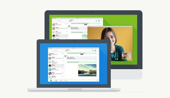 ICQ 10 im neuen Design. (Screenshot: ICQ.com)