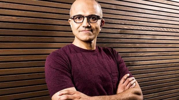 """""""Runter vom Podest"""" – warum Microsofts Satya Nadella viel richtig macht"""