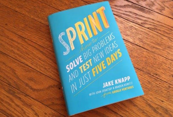 """""""Sprint"""": Google-Guide soll Startups zu mehr Erfolg verhelfen. (Bild: Google Ventures)"""