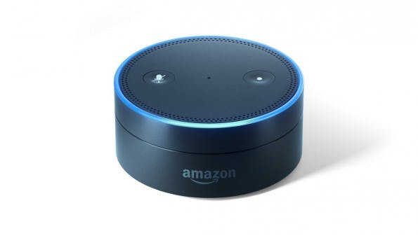 Amazon Echo Dot. (Foto: Amazon)