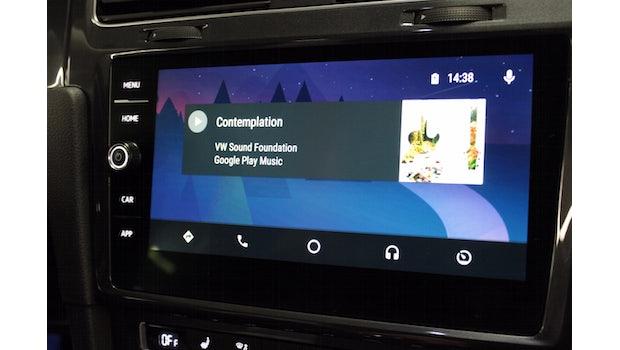 Android Auto. (Foto: t3n.de)