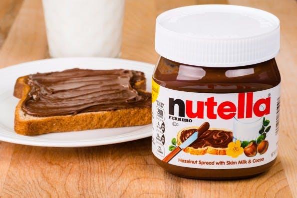 """Android 7.0 """"Nutella""""? Wir sind noch skeptisch. (Foto: Shutterstock)"""