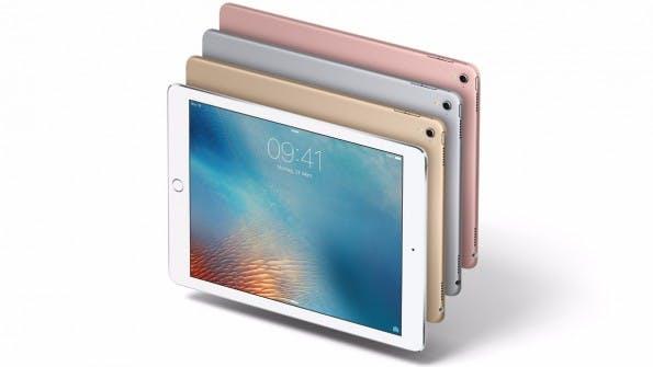 Das iPad Pro 9.7 ist offiziell. (Bild: Apple)