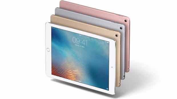 Apple verdoppelt Speicher bei iPad Air 2 und Mini 4 – senkt iPad-Pro-Preise