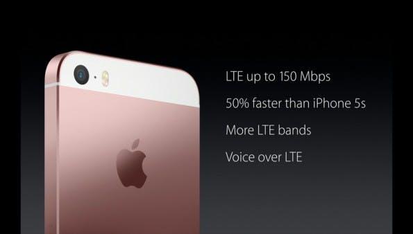 iPhone SE. (Screenshot: Apple)