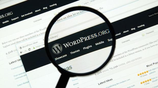 Neuer Rekord: 30 Prozent aller Websites nutzen WordPress