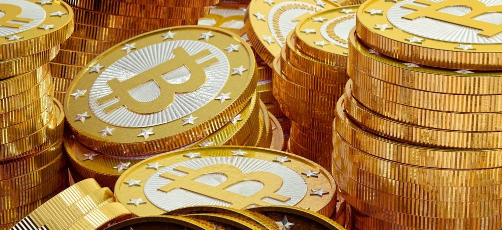 Ein Bitcoin jetzt mehr wert als die Feinunze Gold