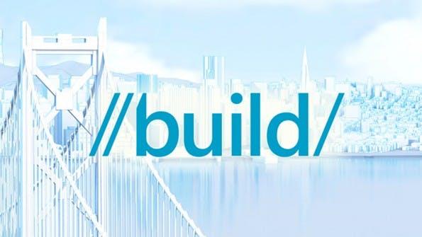 BUILD 2016: Ab 17:30 Uhr im Livestream. (Screenshot: Microsoft)