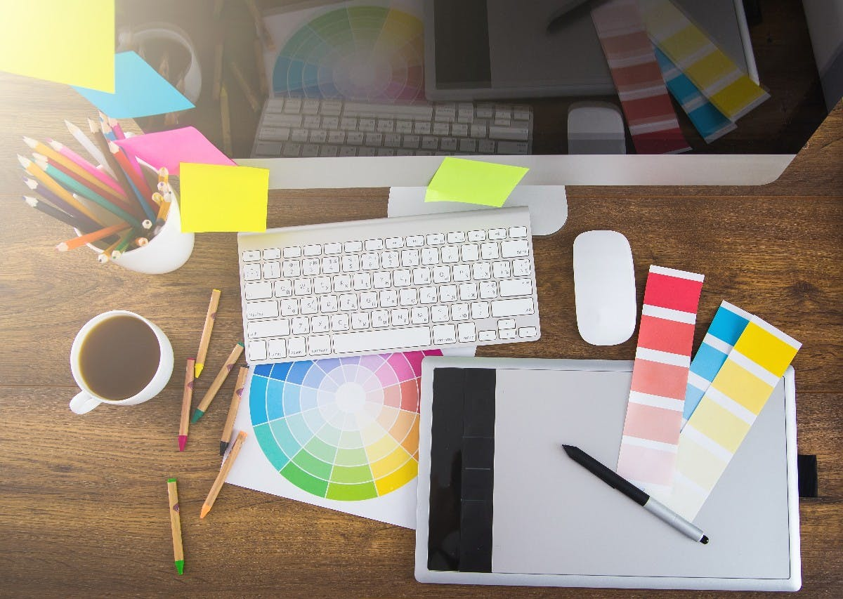 Dich hat deine Kreativität verlassen? Mit diesen 6 Tipps holst du sie dir wieder