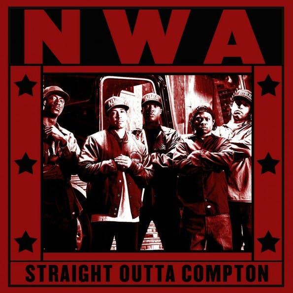 """Erfolgreiche Facebook-Marketing-Kampagne für """"Straight Outta Compton"""". (Bild: Facebook/Universal)"""