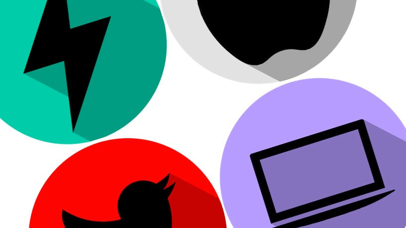 Diese Web-App konvertiert Logos ins Flat-Design