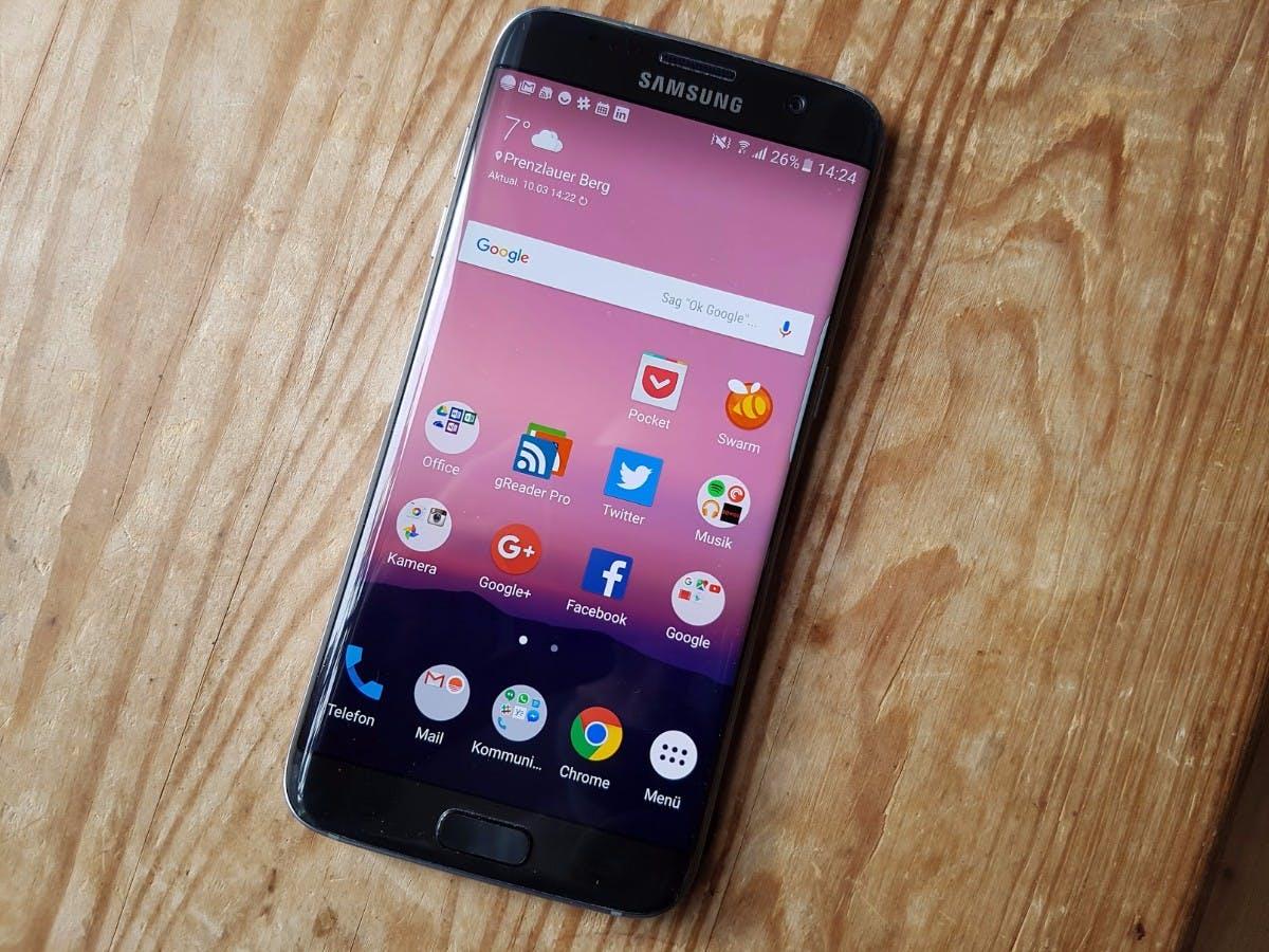 Galaxy S7 Android N Wallpaper T3n Digital Pioneers