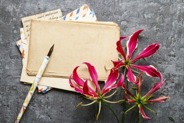 Mit handgeschriebenen Briefen können auch Freelancer großes Werbepotenzial ausschöpfen. (Foto: Shutterstock)