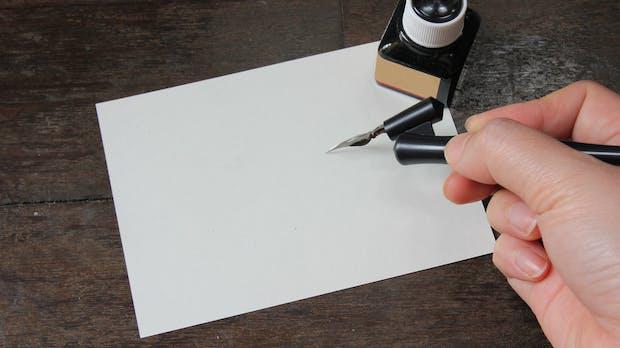 99 Prozent Öffnungsrate: Warum ein handgeschriebener Brief jeden E-Mail-Newsletter alt aussehen lässt