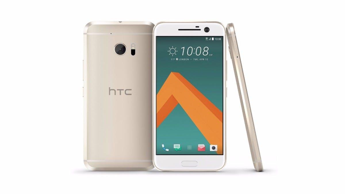 Das HTC 10 ist offiziell: Metallbolide mit BoomSound und schneller Kamera