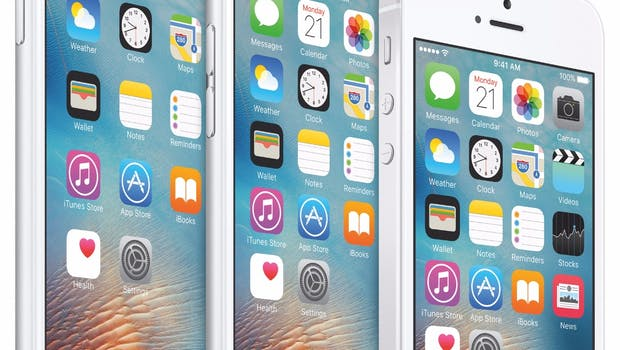 Die neue iPhone-Familie: (Foto: Apple))