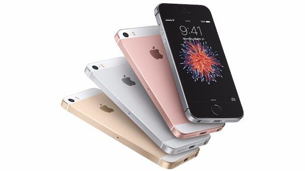 iPhone SE: Apple stellt günstiges 4-Zoll-Smartphone mit iPhone-6s-Technik vor