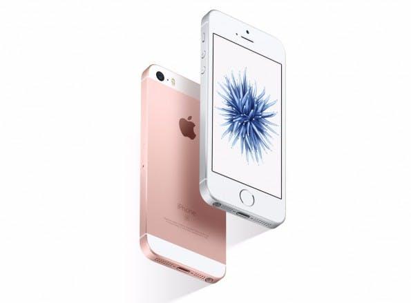 Laut Apple ist es ein kleines iPhone mit jeder Menge Power. (Bild: Apple)