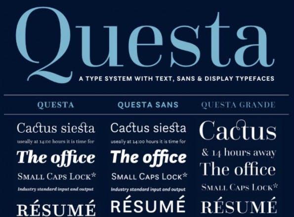 Kostenlose Fonts zur kommerziellen Nutzung finden sich bei Fontsquirrel auch. (Bild: Fontsquirrel)