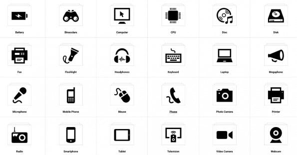Icons made in Germany. (Bild: Iconmonster)