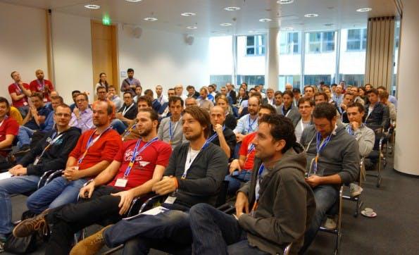 Das Leancamp versteht sich als Unkonferenz rund um das Thema Lean-Startup. (Foto: Leancamp.co)