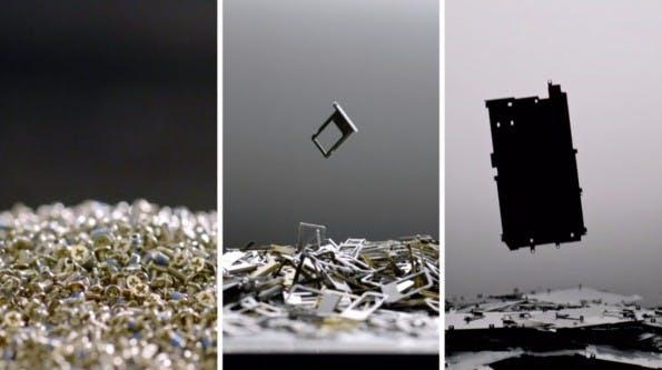 Liam: An Apples Recycling-Roboter sollten andere Hersteller sich auch orientieren. (Screenshot: Apple)