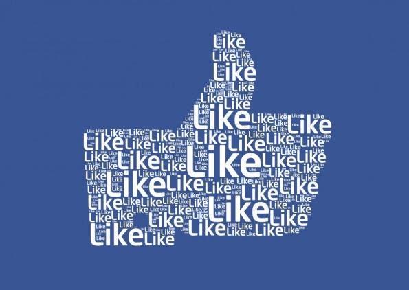 Das LG Düsseldorf erklärt den Like-Button von Facebook für rechtswidrig. (Grafik: Shutterstock)