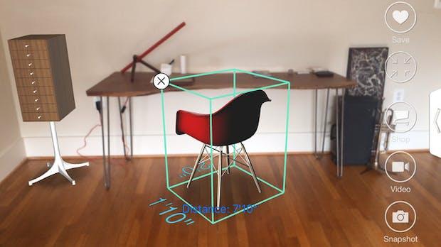Augmented Reality statt Showroom: Wie Pair den Möbelkauf revolutionieren will