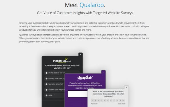 (Screenshot: quaraloo.com)