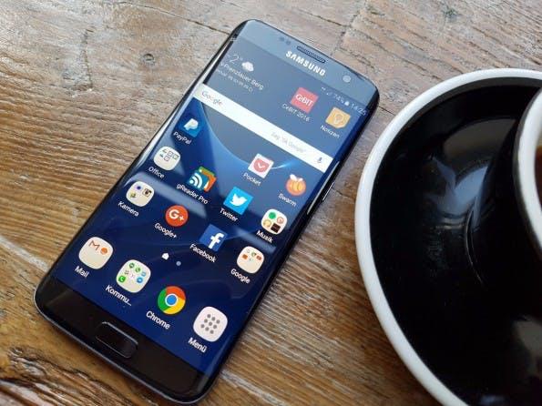 Das Samsung Galaxy S7 edge ist eines der Smartphone-Highlights des Jahres. (Foto: t3n)