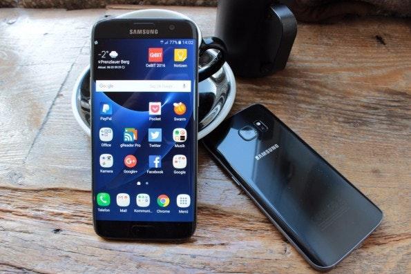 In den USA sollen das Samsung Galaxy S7 und S7 edge zum Android-Wachstum beigetragen haben. (Foto: t3n)