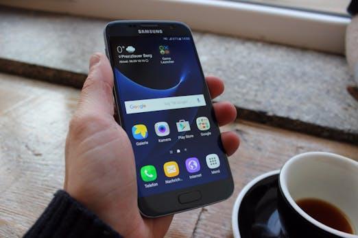 Samsung macht Rekordgewinn und übertrifft Apple beim Umsatz