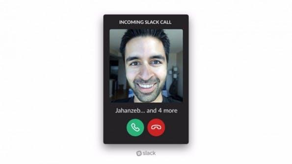 Slack erhält Telefonie-Funktion. (Bild: Slack)