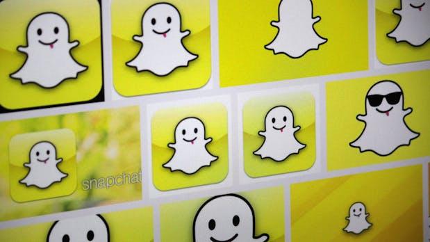 Die unglaublichen Snapchat-Preise: Was eine Anzeige in der App kostet