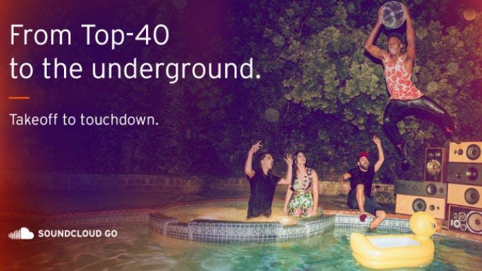 """Es ist soweit: SoundCloud launcht mit """"Go"""" sein kostenpflichtiges Premium-Angebot"""