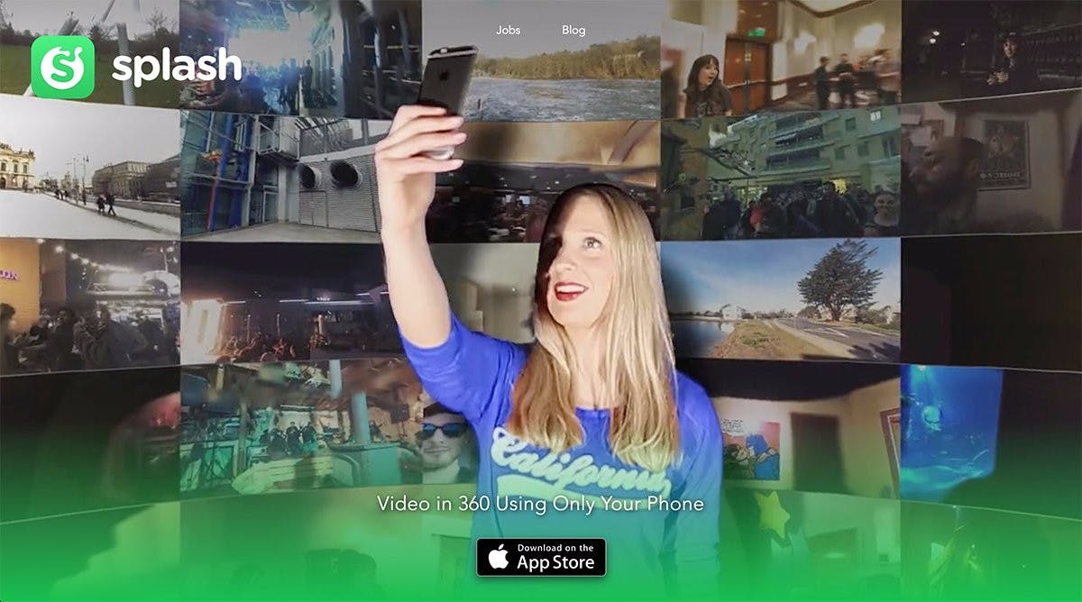Berliner 360-Grad-Video-App Splash gewinnt beim SXSW Accelerator [Startup-News]