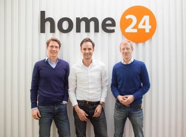 Startup-News: Home24 hat seine dritte Finanzierungsrunde abgeschlossen. (Foto: Home24)
