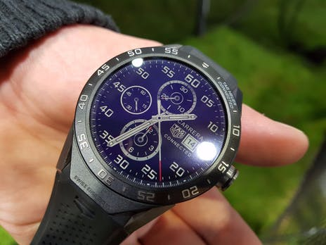 TAG Heuer Connected: Noble Smartwatch angelegt [Bildergalerie]