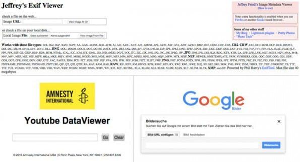 Mit diesen drei Tools kann man Falschmeldungen im Netz schnell entlarven. (Grafik: t3n.de)