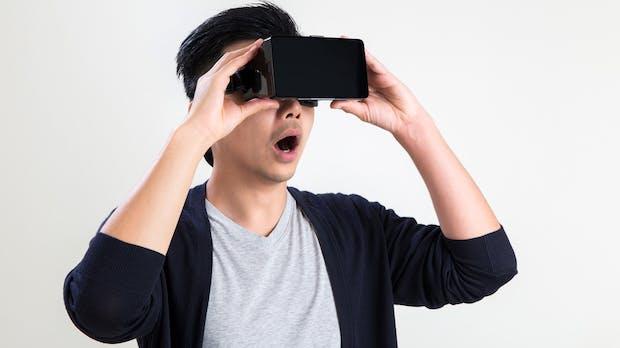 Buy+: Alibaba zeigt ersten eigenen Virtual-Reality-Shop