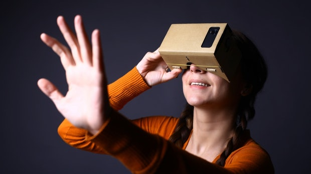 Mehr als nur VR: Google entwickelt Stand-alone-Headset für AR und VR