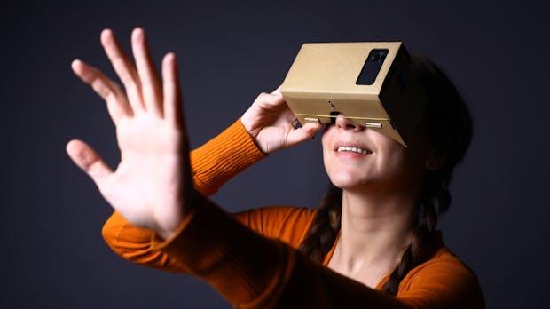 Google stellt VR-View vor: Ganz einfach Virtual-Reality-Elemente in Apps und Websites einbinden