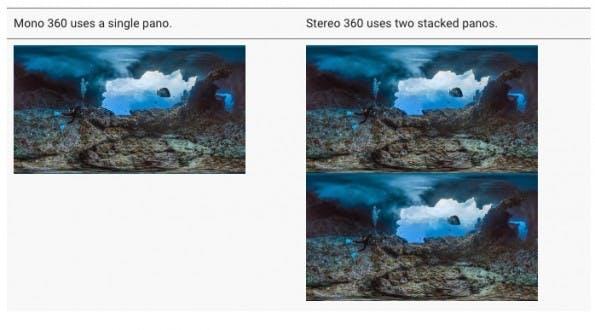 VR-View bringt 360-Grad-Inhalte in eure App oder auf eure Website. (Screenshot: Google)