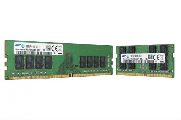 Samsung dürfte Lieferant von Zehn-Nanometer DDR4-RAM für das iPhone 7 werden. (Foto: Samsung)